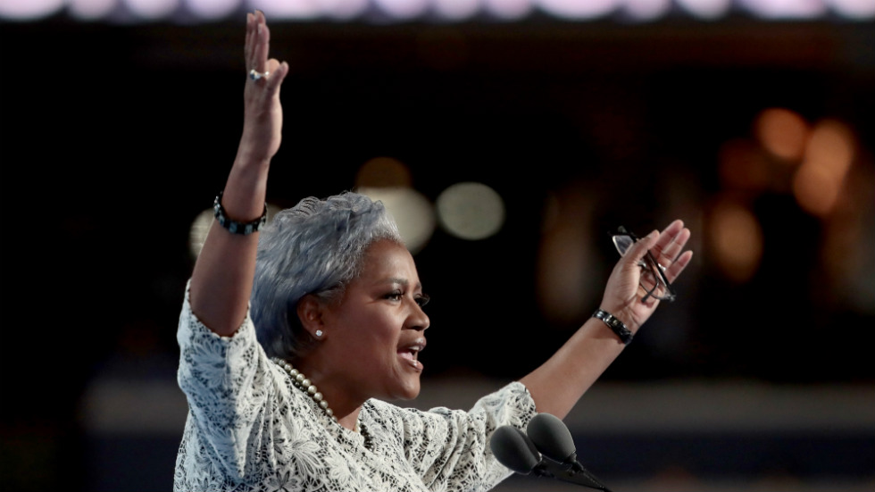 Network newscasts don't mention Brazile Clinton-DNC revelations