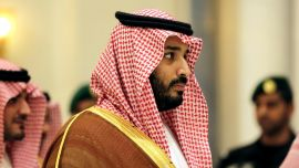 Saudi Crown Prince Mohammed bin Salman to Palestinians: Negotiate or 'shut up and stop complaining'