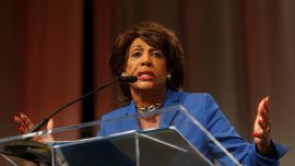 Republican lawmaker introduces motion asking for Maxine Waters' resignation