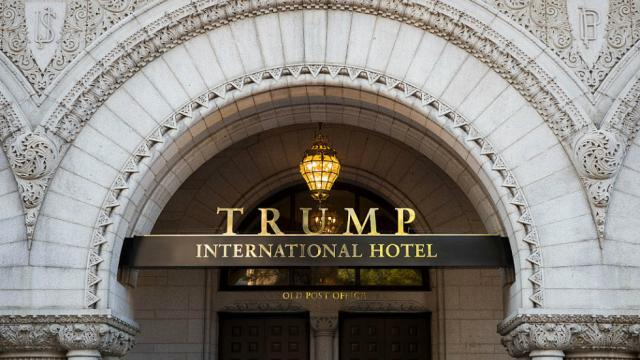 DC group backs petition to remove Trump Hotel's liquor license based on 'moral character'
