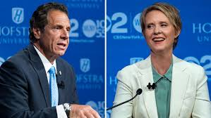 'Swordfight Between 2 Vacuous Giants': Former ICE Agent Blasts Andrew Cuomo, Cynthia Nixon