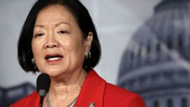 Dem Sen. Hirono lashes out at 'men in this country' urging them to 'shut up and step up' amid Kavanaugh claims