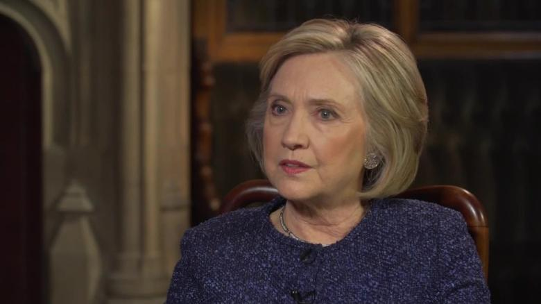 Clinton: 'You cannot be civil with a political party that wants to destroy what you stand for'