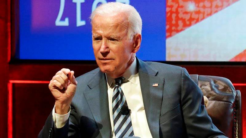 Biden not planning 2020 run 'at this point,' but bitter feud with Trump continues