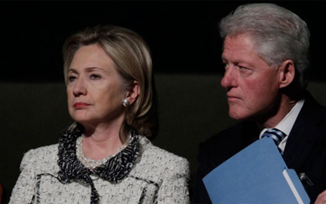 Clinton Foundation whistleblowers have come forward with hundreds of pages of evidence, Meadows says