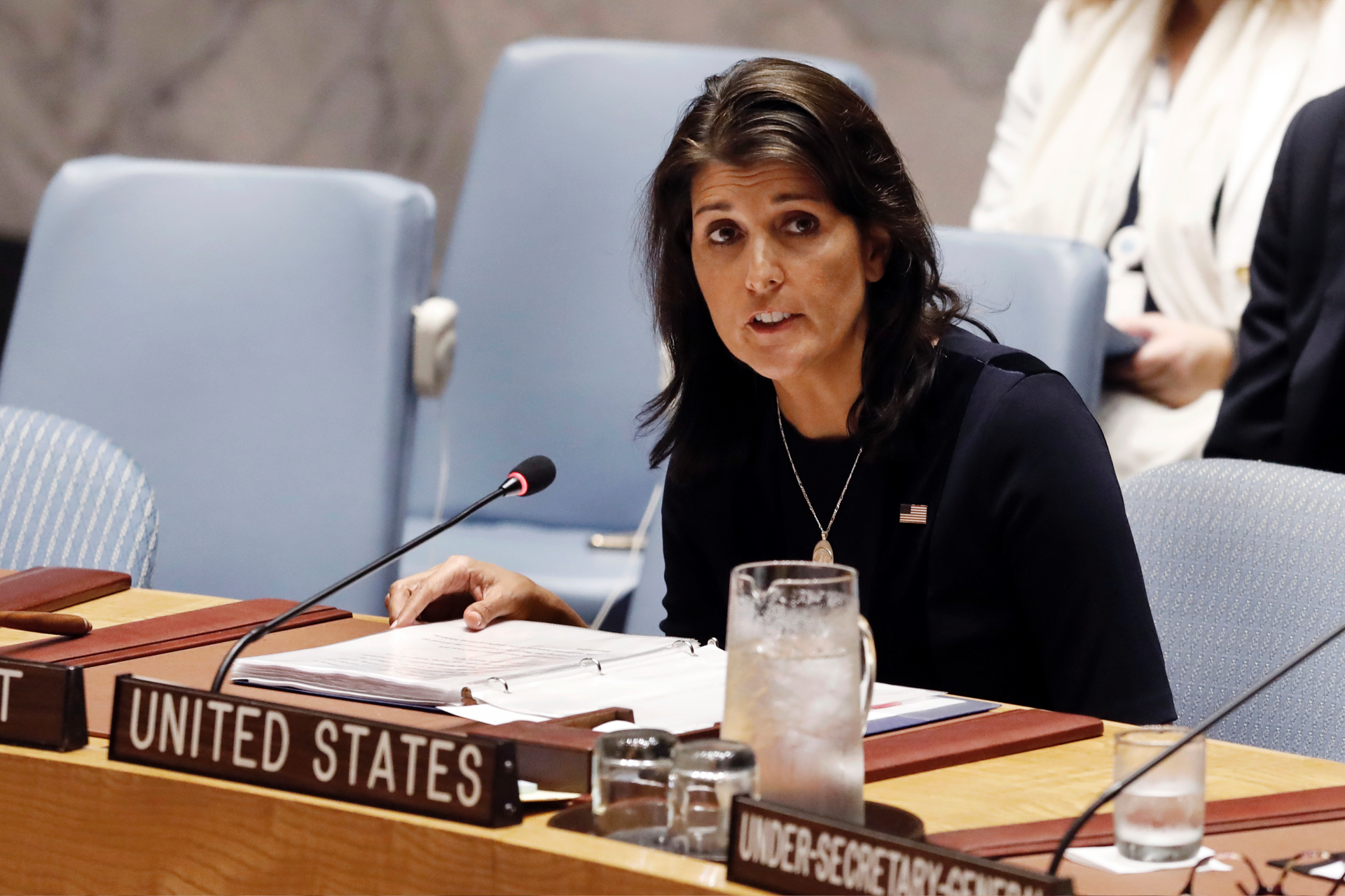 UN fails to adopt US resolution condemning Hamas terrorism