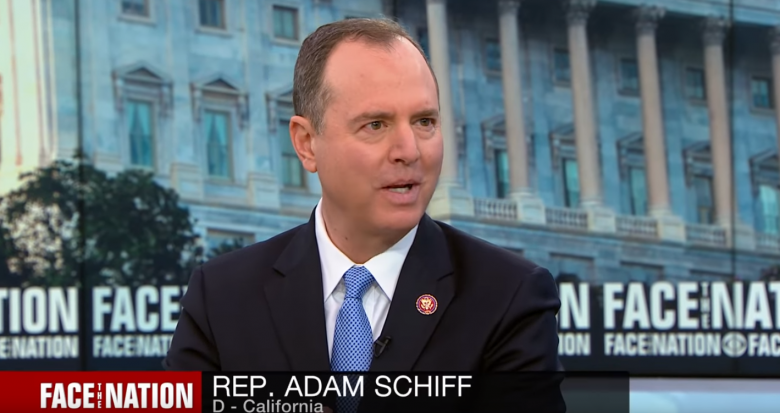 Adam Schiff: 'A Real President' Would End Shutdown Right Away