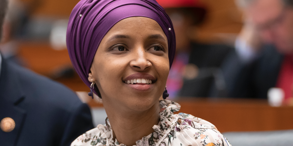 Ilhan Omar's tweet on Israel-Gaza violence sparks condemnation from Republicans