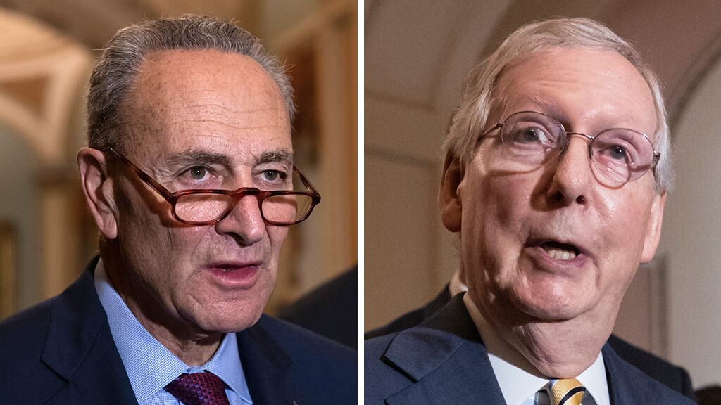 McConnell rips Schumer impeachment demands, vows not to pursue 'fishing expedition'