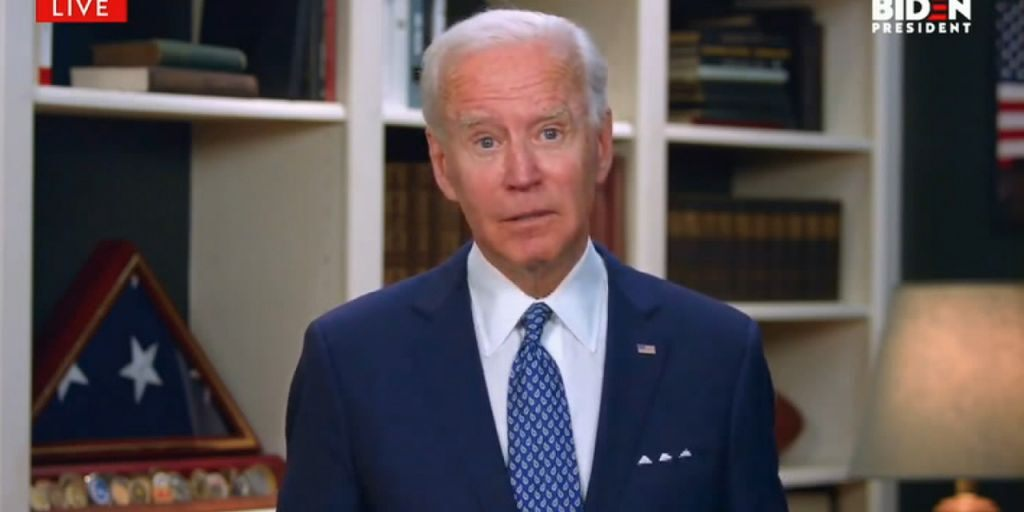 Biden campaign staffers donate funds that bailout violent protestors and support terrorist groups.