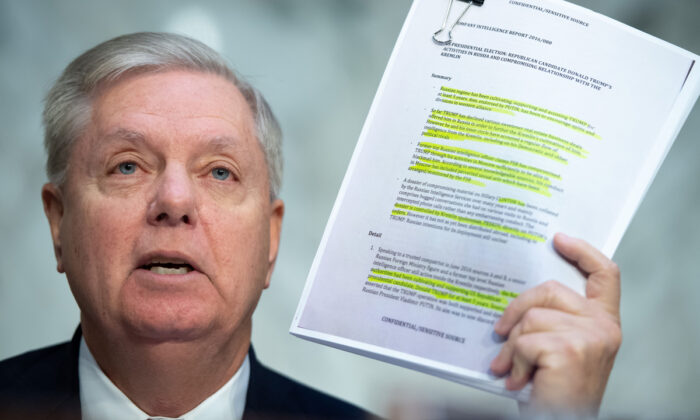 Graham Says He's Been Denied Access to FBI Agents Who Met With Steele Dossier Key Source