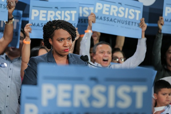 Rep. Ayanna Pressley (D-MA) Says It's 'Not Good Enough' For White People to Not Be Racist – Wait, what?