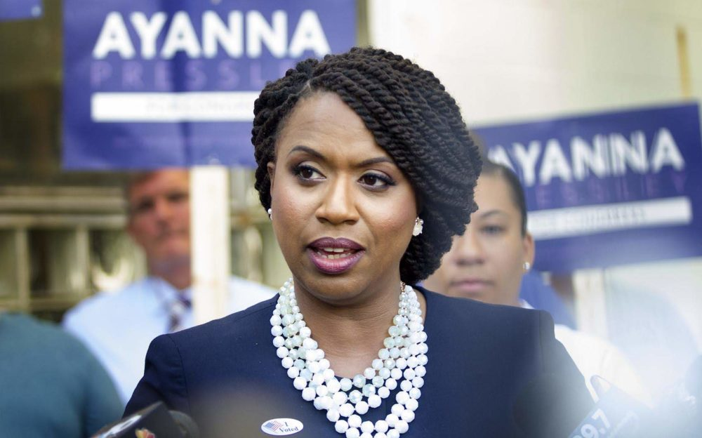 Rep. Ayanna Pressley says Black Lives Matter is a Mandated Directive: 'Pay Us What You Owe Us'