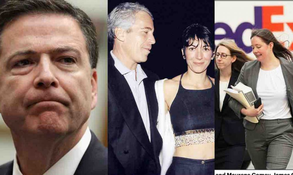 Corrected: Look at Who Is One Of The Attorneys Prosecuting Ghislaine Maxwell: James Comey's Daughter, Maurene Comey