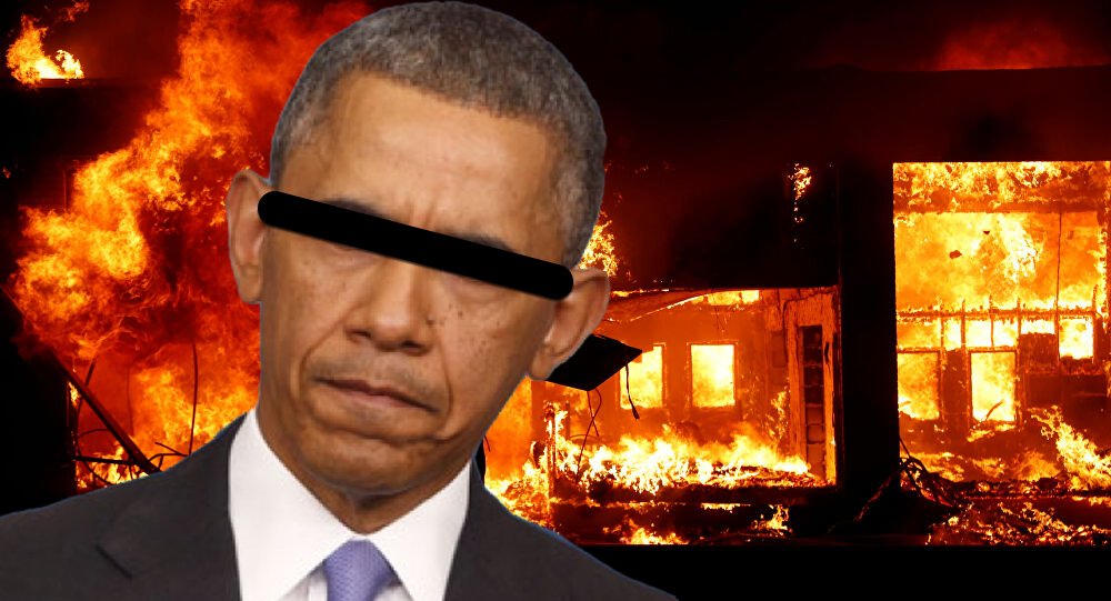 Obama, The Democratic Party Owns BLM, Along With All It's Hate, Anarchy, & Marxism [Opinion]
