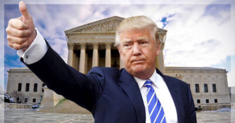 Supreme Court Hands President Donald Trump Two Major Victories In One Day By Deciding On Obamacare and School Religious Freedom Cases