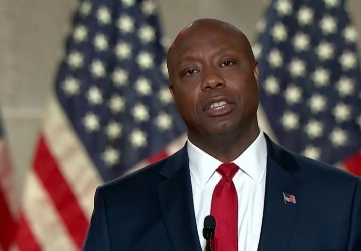 A New Low? Media Labels Senator Scott As One Of POTUS' 'Coon Squad'!!