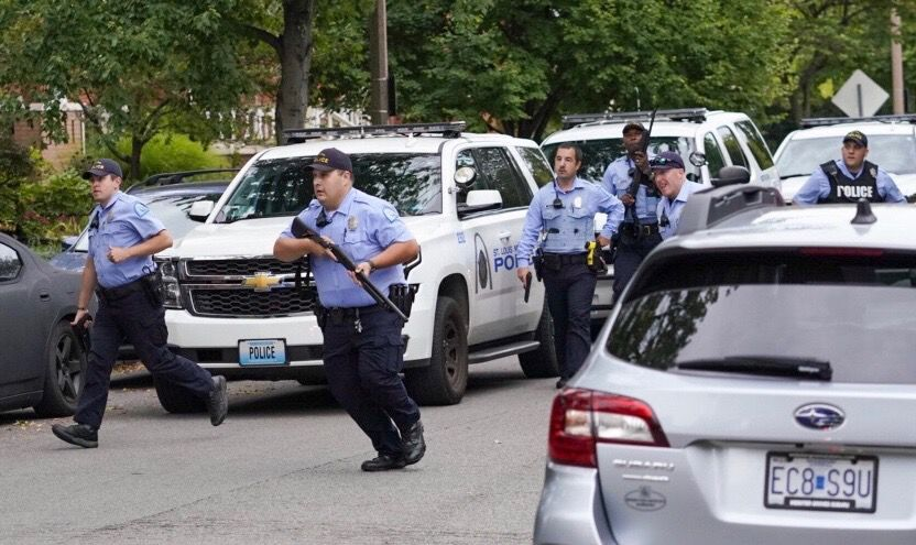 Two On-Duty Police Officers Shot In St. Louis, One In Critical Condition!