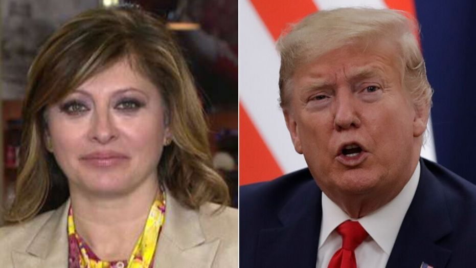 "VIDEO: Trump to Bartiromo ""Bill Barr and Durham have all the Answers, They Could be the Best of all Time"""