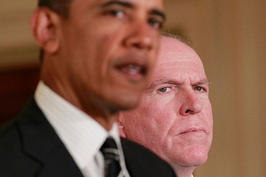 John Brennan Freaks Out Over Death of  Iranian Nuclear Bomb Scientist