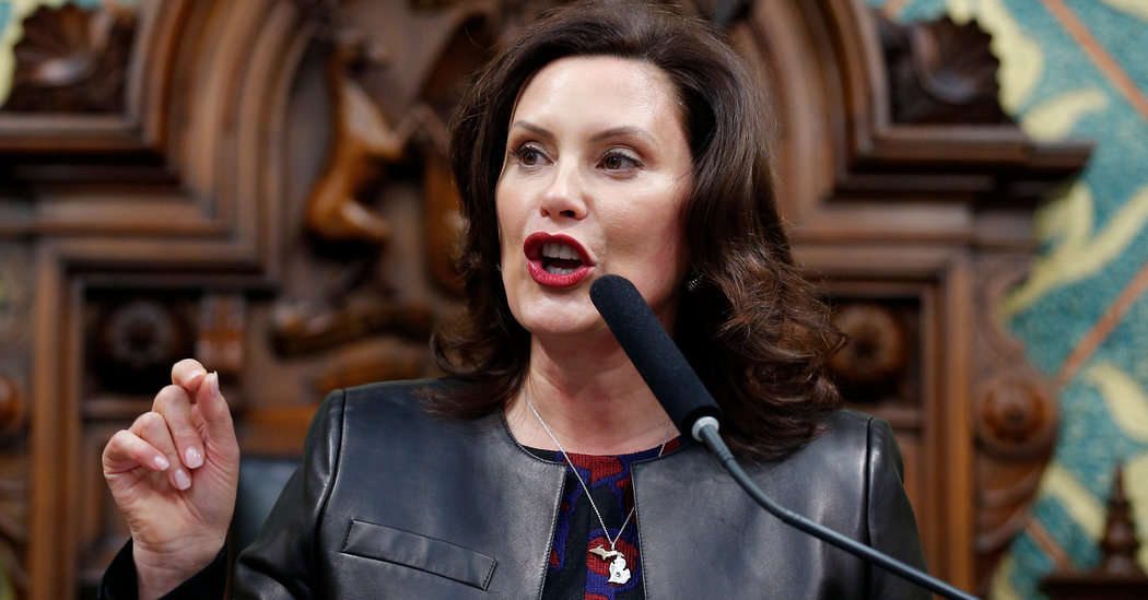 BREAKING: Michigan House Member Files to Impeach Governor Gretchen Whitmer