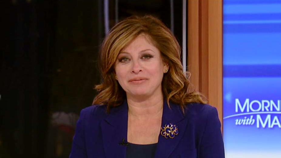 """The Hammer"" is Coming Down on Voter Fraud, According to Maria Bartiromo"