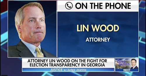 """PIRRO INTERVIEW: Attorney Lin Wood is on the War Path Against Alleged Corruption, """"Trouble's coming AOC's way too, Stay tuned"""""""