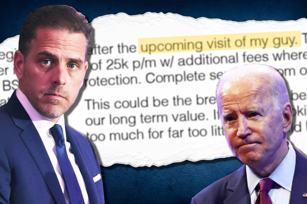 Senators Release New Evidence Tying Hunter Biden Business to Communist China, Russian Energy