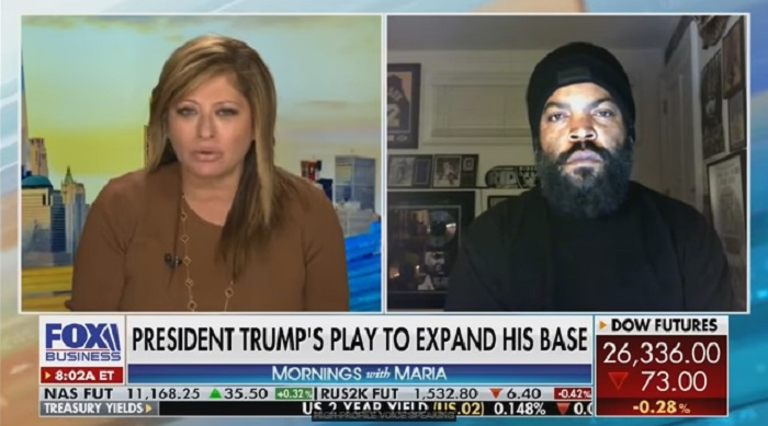 Ice Cube Likes Trump's 'Platinum Plan' For Being Aimed Toward Black Americans