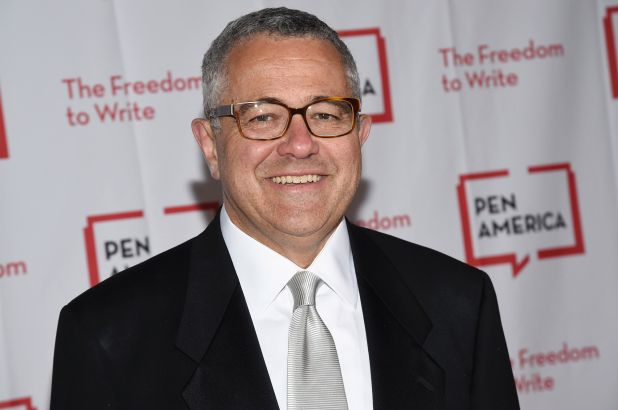 New Yorker Fires Jeffrey Toobin Following Investigation into Zoom Masturbation Allegations