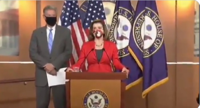 Nancy Pelosi Claimed Joe Biden Has a 'Mandate' with No Winner Declared and Democrats Lost Seats in the House and the Senate