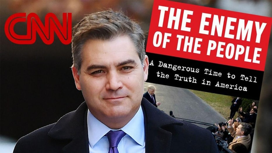 Jim Acosta Accosted Kaleigh MacIneny in Unprofessional Way, Leftists Squeal with Joy