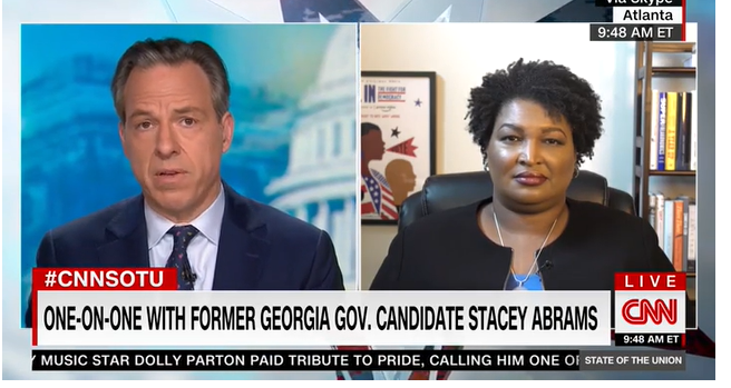 Stacey Abrams: Dems Will Win GA Runoffs — 1.2 Million Absentee Ballots Requested, 85,000 of Those New Voters