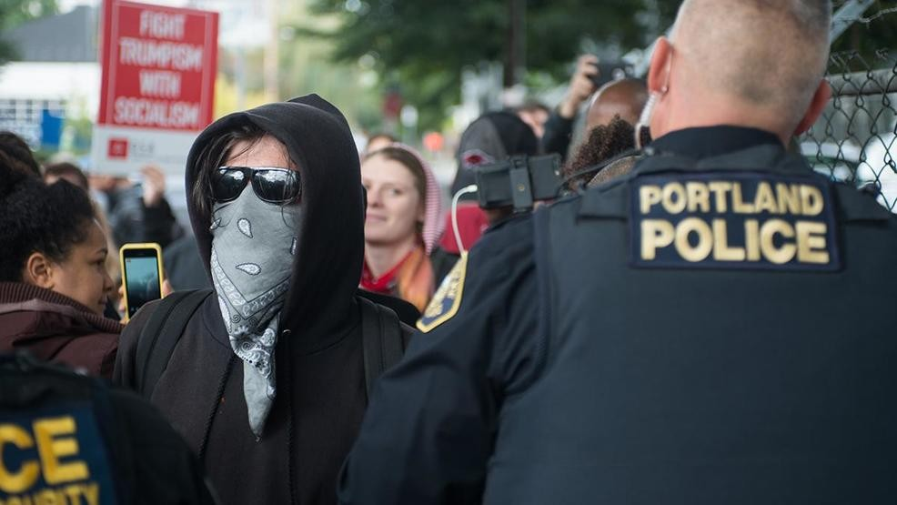 Oregon Gave Antifa and BLM Your CARES Act COVID Relief Tax Dollars During the Riots