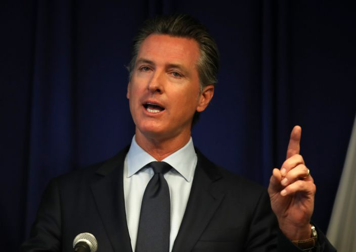Supreme Court Strikes Down Gavin Newsom's Lockdown Ban on Church Worship Services