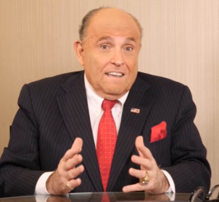 Rudy Giuliani Says There Are New Developments in Election Fraud Case That Could Be the Downfall of the Democratic Party [VIDEO]