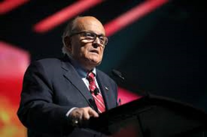 President Trump Announces Rudy Giuliani Has Tested Positive For COVID-19