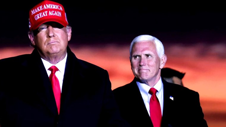 Trump Tells Americans Again, New York Times is Fake News, Statement About Pence