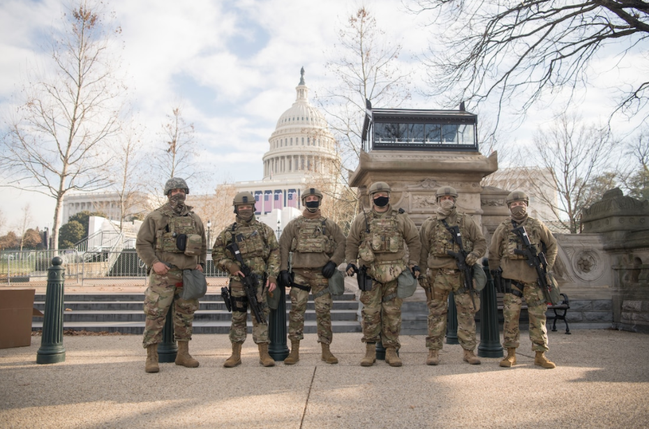 National Guard Betrayed: Nancy Pelosi and Chuck Schumer Called Out By McCarthy