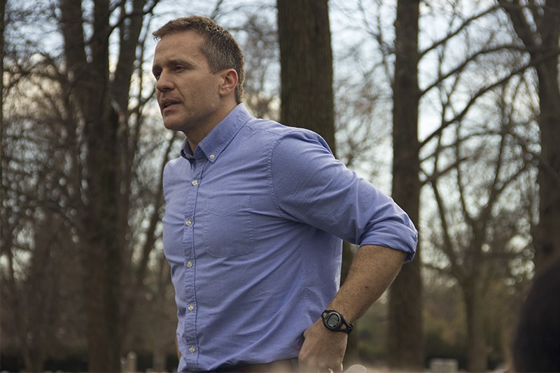 It's Happening: Former Governor Eric Greitens Is Already Being Mentioned to Take on Weak GOP Senator Roy Blunt in 2022 Missouri Senate Race