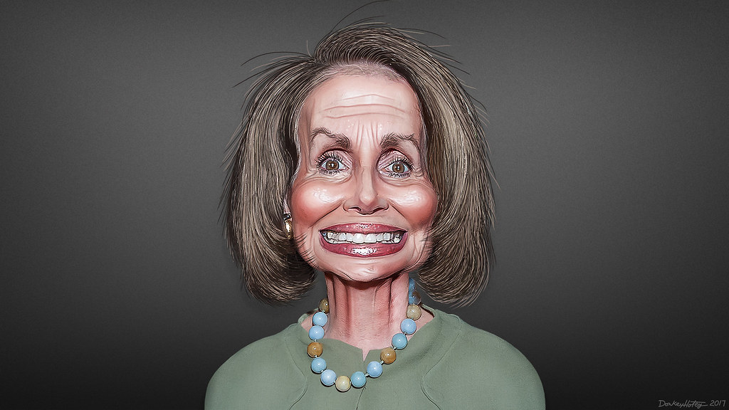 Pelosi Reelected As Speaker by the Barest Margin