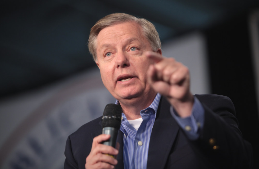 Lindsey Graham Threatens Democrats: If You Call Even One Witness for Impeachment Trial, We'll Open Up 'Pandora's Box'