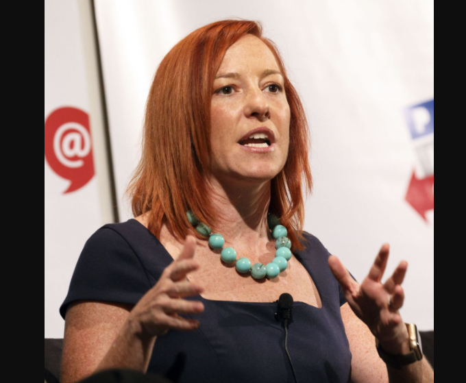 Jen Psaki Defends ICE Slowing Deportations for Drugs, DUIs, Assaults