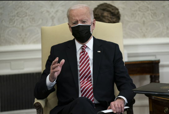 Biden Backs Reparations Study: 'Comprehensive Action to Address Systemic Racism That Persists Today'