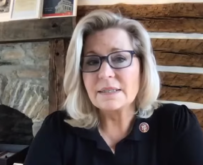Liz Cheney Says Import For GOP 'To Make Clear That We Aren'T The Party Of White Supremacy'