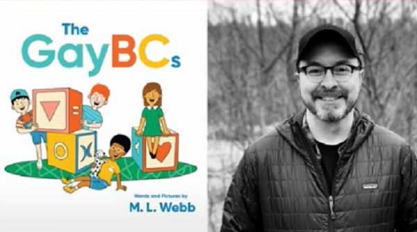 LGBTQ Book 'The GayBC's' Targets Children Starting @ Age 4
