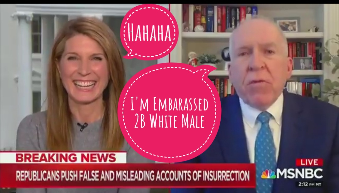 John Brennan Publicly Emasculated and Mocked In 5 Seconds By Nicole Wallace