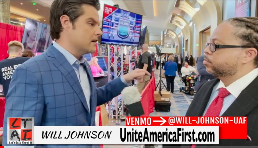 Gaetz At CPAC: The Establishment Isn't Listening To The People, They Should 'Stop Taking PAC Money'