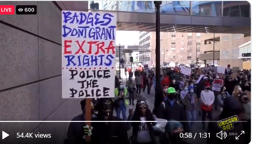Chauvin Trial: Video Uncovers Potential Jury Intimidation By National Lawyers Guild