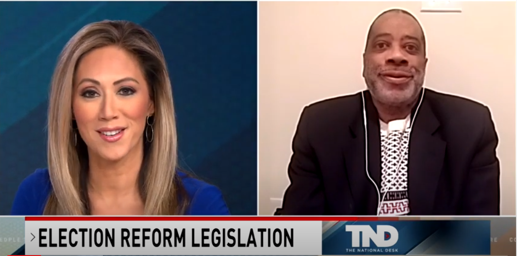 Raynard Jackson: 'HR1 Is Corrupt, It Could Give Illegals A Vote And It Is Bad For Black Americans'